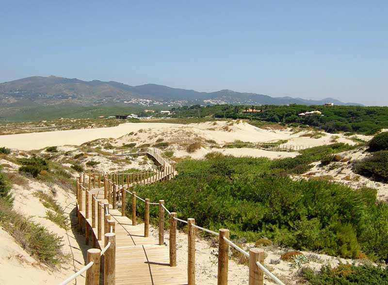 Portugal: Düne von Cresmina