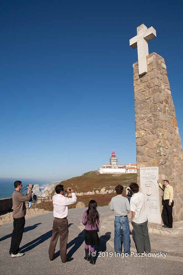 Portugal: Cabo da Roca