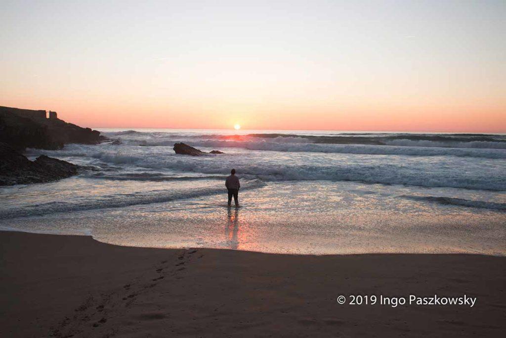 Portugal: Strand von Guincho