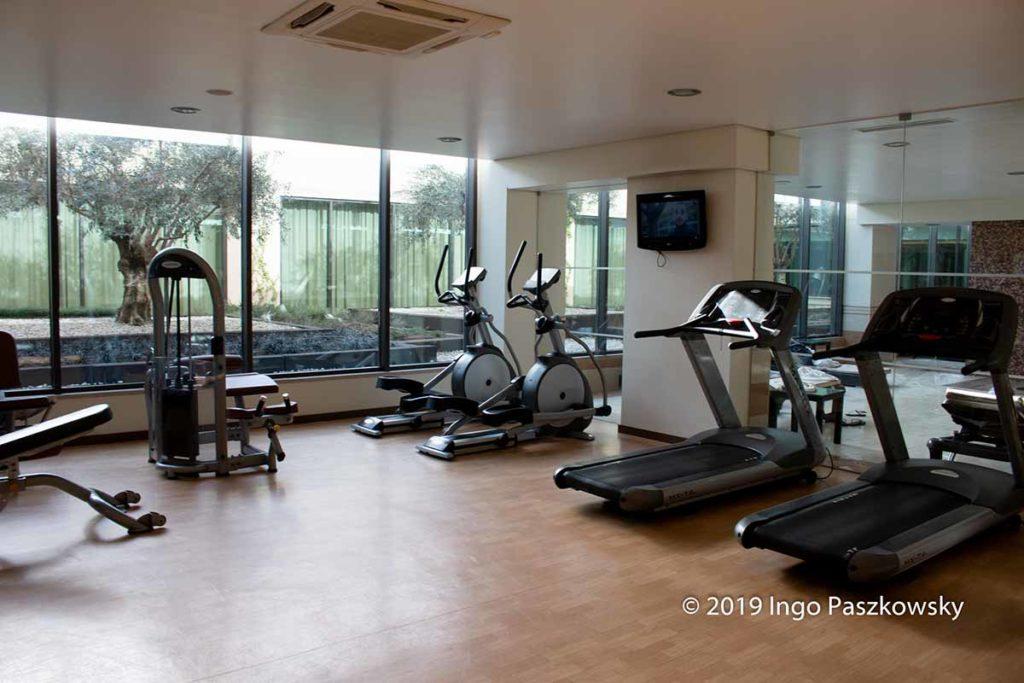 Fitnessclub Vila Galé Coimbra