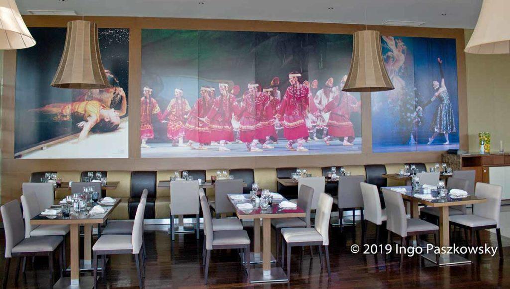 Thema Tanz im Hotel Vila Galé Coimbra