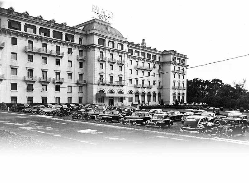Hotel Palácio in Estoril - historische Ansicht