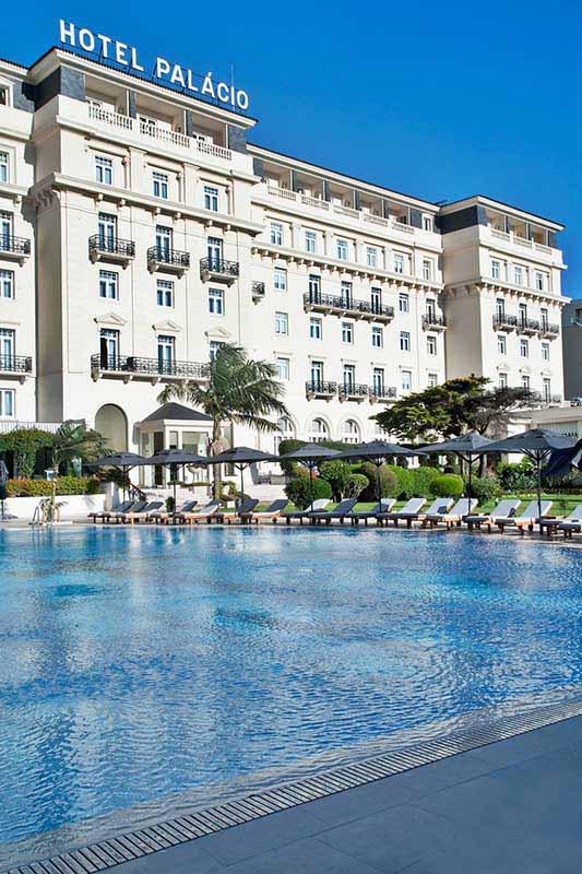 Hotel Palácio in Estoril