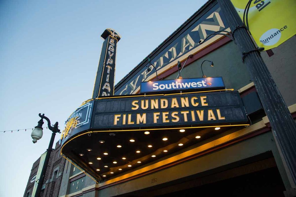 Sundance Film Festival in Park City / Copyright: Matt Morgan