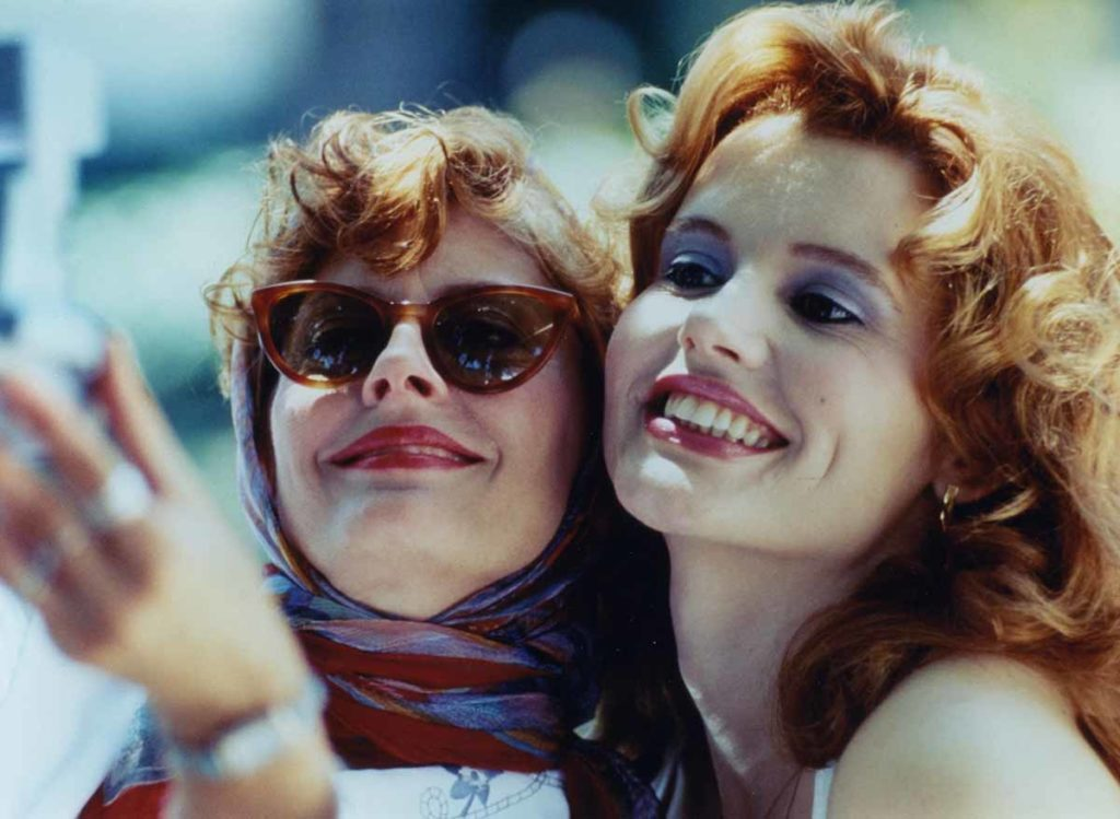 """Thelma & Louise"" / Copyright: Utah Film Commission"