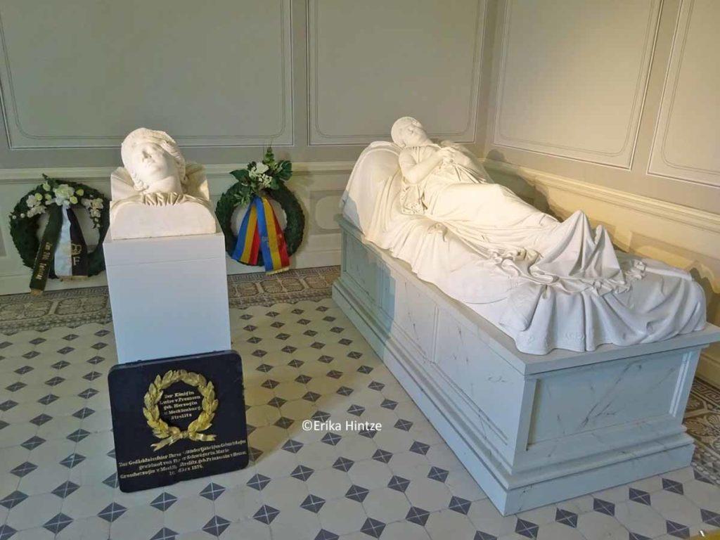 Sterbezimmer Königin Luise von Preußen