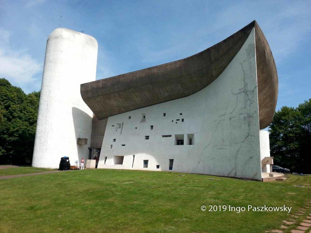 Eine Kapelle der Moderne