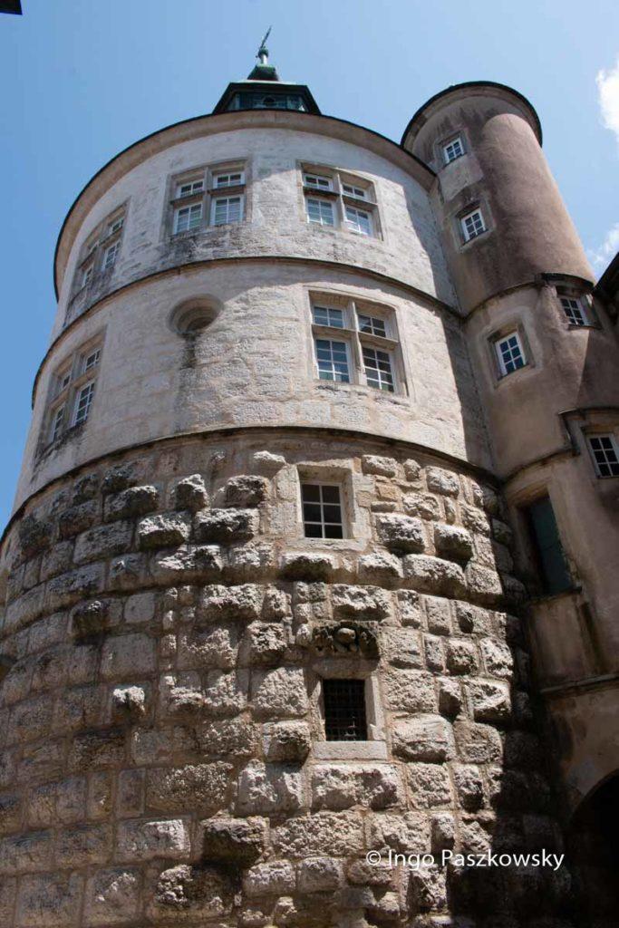 Schlossturm Montbéliard