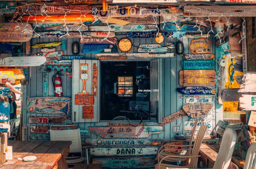 Romantische Plätze auf den Bahamas / Foto: pixabay / 12019