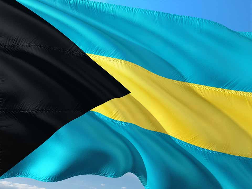 Flagge der Bahamas / Foto: pixabay / 1966666