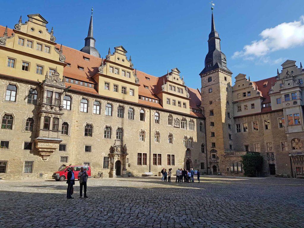 Kulturhistorisches Museum Schloss Merseburg / Foto: Ingo Paszkowsky