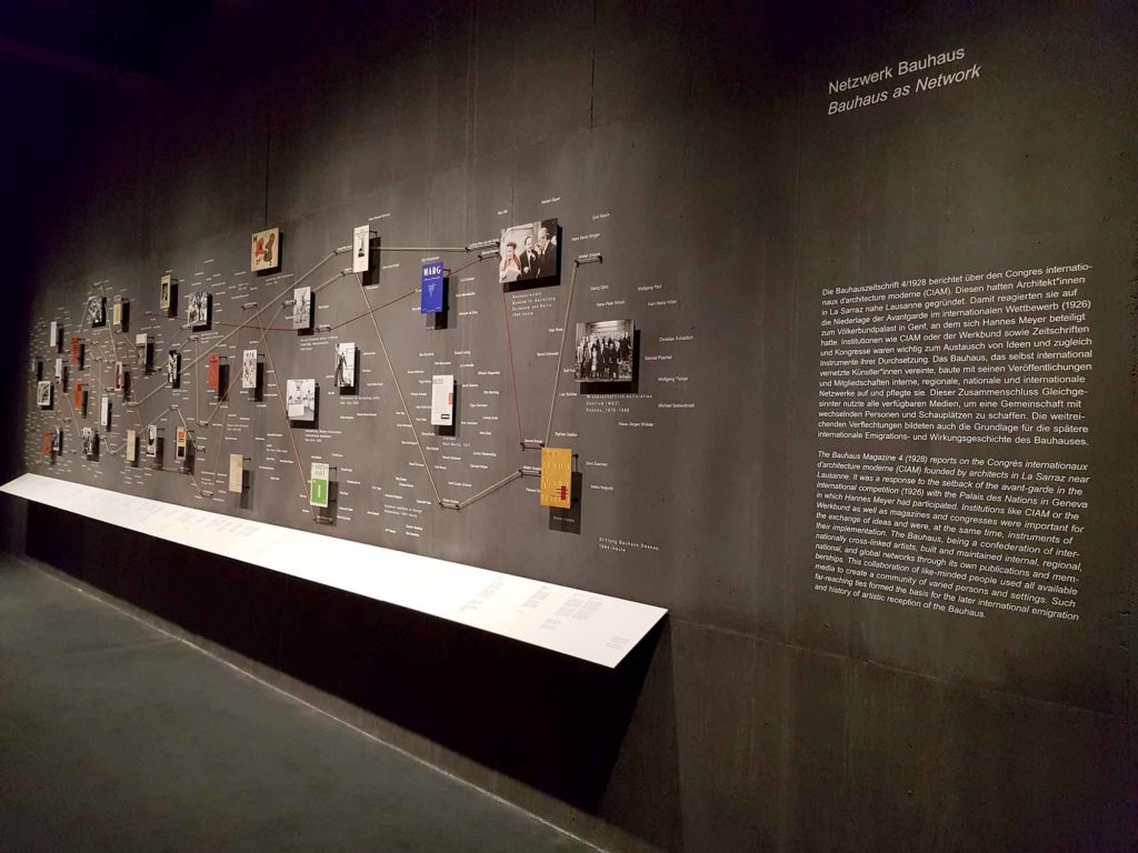 Netzwerk Bauhaus / Foto: Ingo Paszkowsky