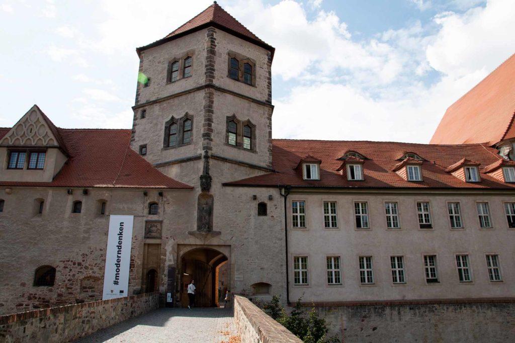 Moritzburg Halle. Foto: Ingo Paszkowsky
