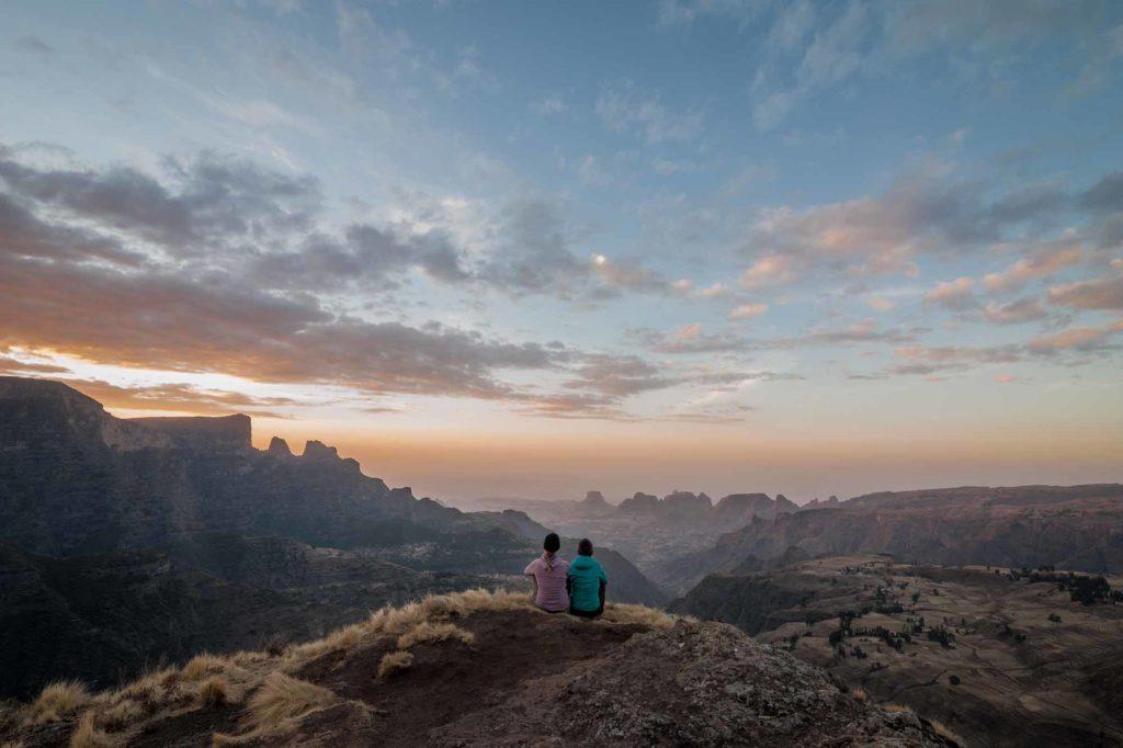 Simien-Nationalpark / Copyright Shutterstock / Brina L. Bunt