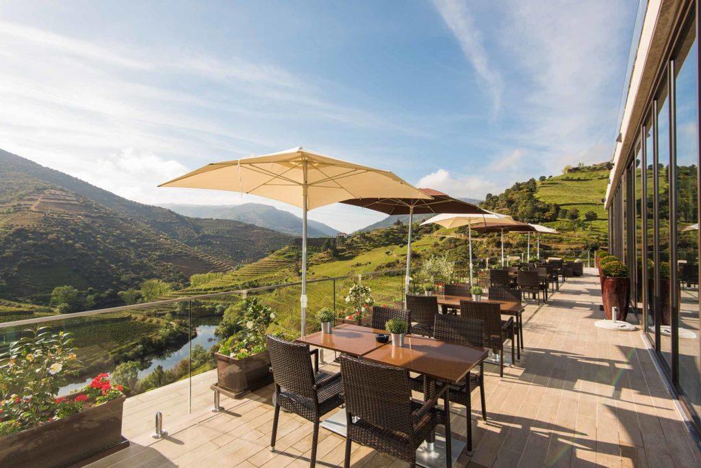 Phantastische Ansicht / Foto: Vila Gale Douro Vineyards / tpc.46graus.com