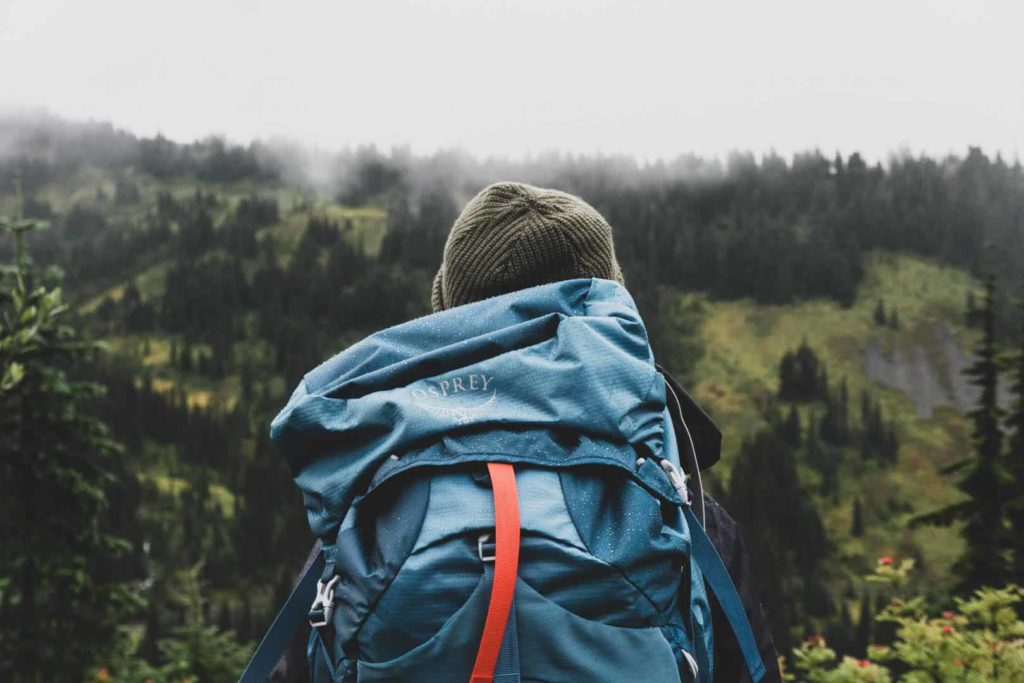 Backpacking: Raus aus der Komfortzone. (Quelle: Tristan Pineda on Unsplash)