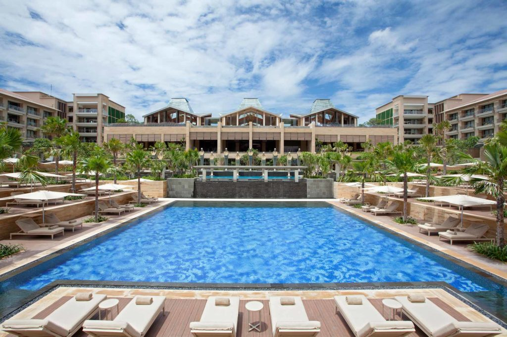 Mulia Resort / Copyright: The Mulia, Mulia Resort & Villas – Nusa Dua, Bali