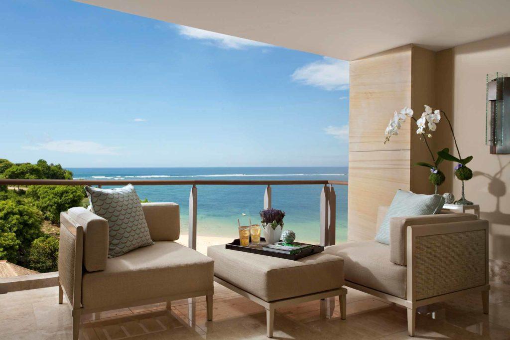 Terrasse in der Royal Suite / Copyright: The Mulia, Mulia Resort & Villas – Nusa Dua, Bali
