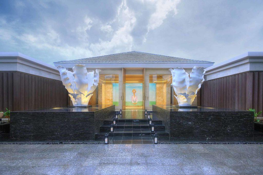 Eingang zum Mulia Spa / Copyright: The Mulia, Mulia Resort & Villas – Nusa Dua, Bali
