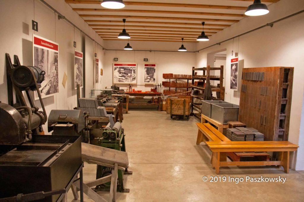 Schiefertafelmuseum Ludwigsstadt / Foto: Ingo Paszkowsky