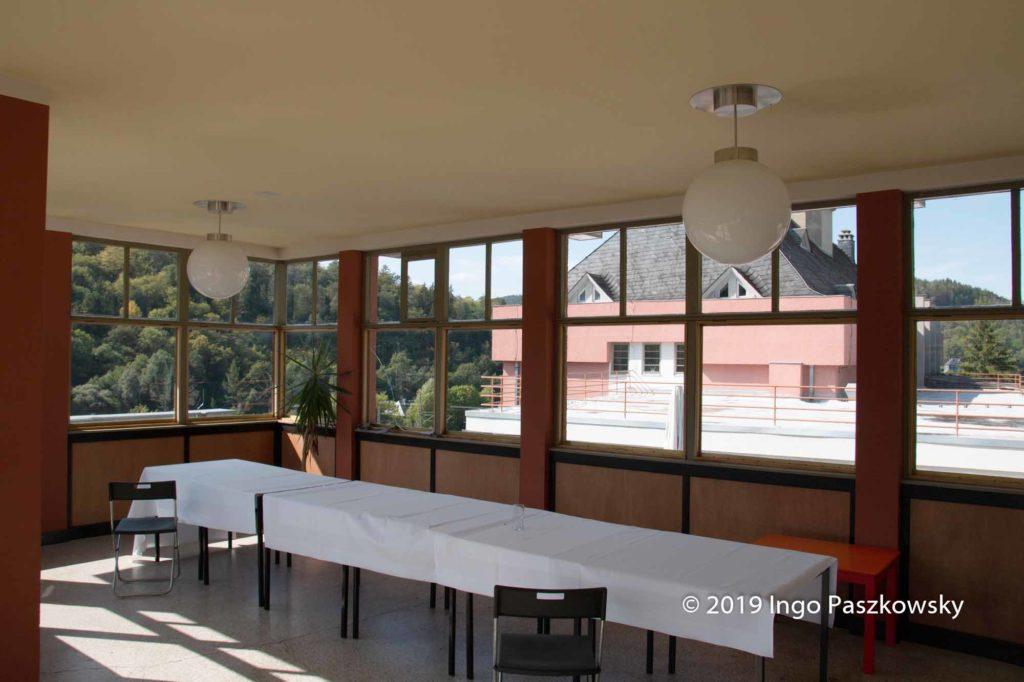 Haus des Volkes in Probstzella / Foto: Ingo Paszkowsky