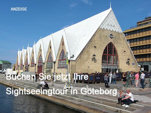 Sightseeing Göteborg