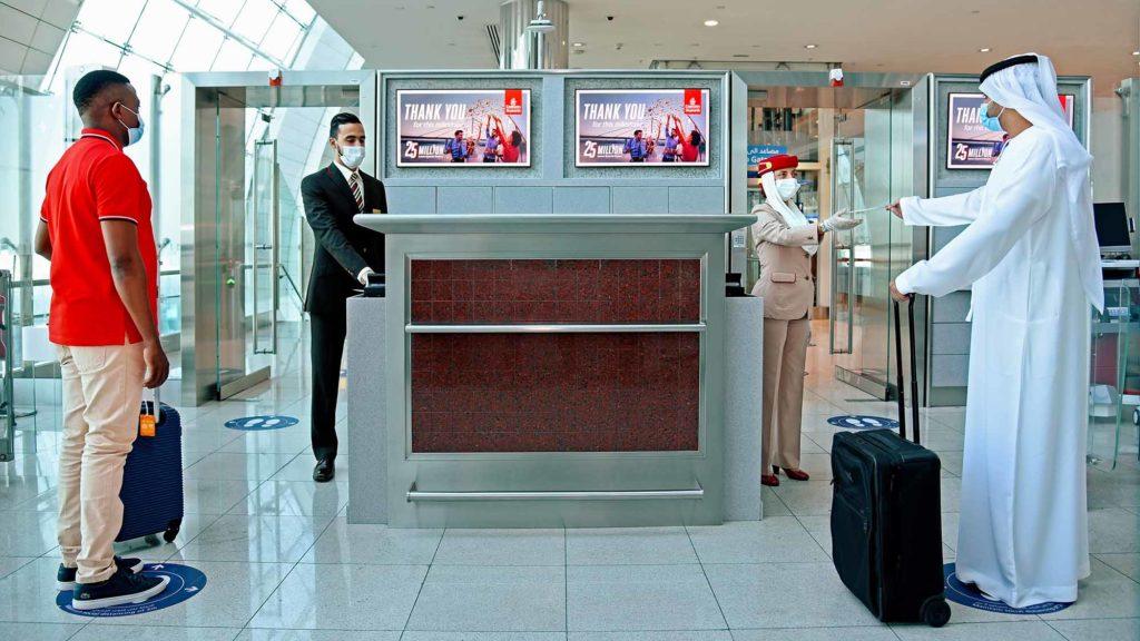 Emirates Boarding / Foto: Emirates
