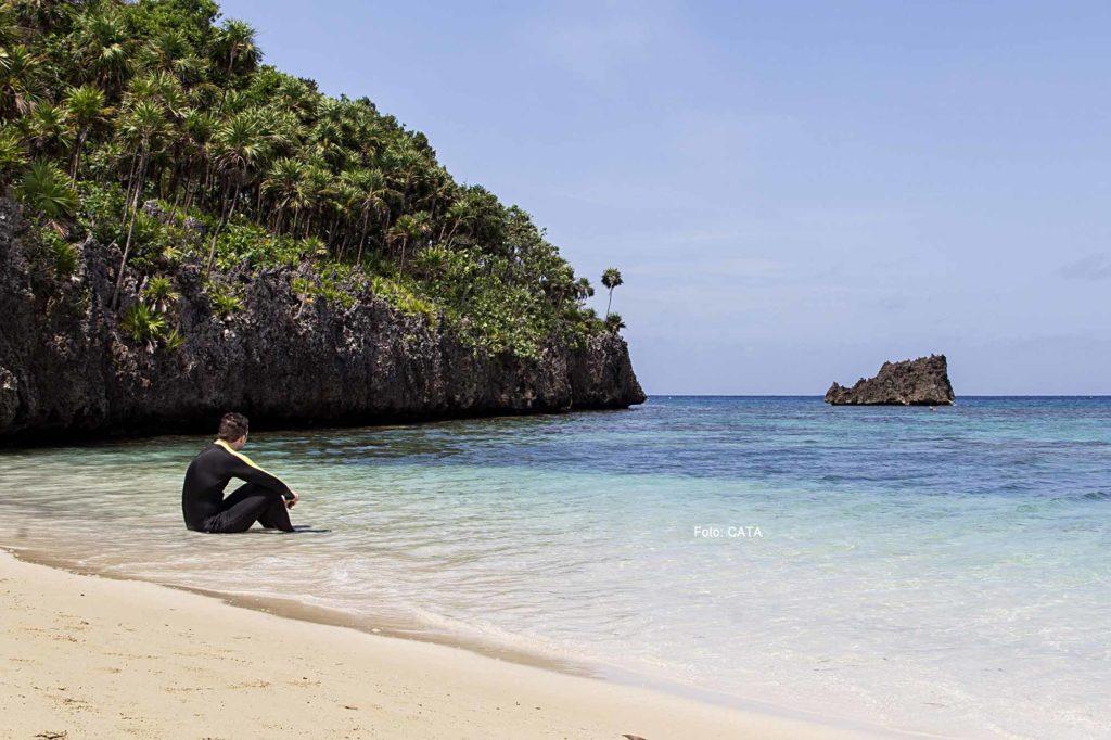 Roatán ist die größte Insel der Inselgruppe Islas de Bahía in der Karibik / Foto: CATA