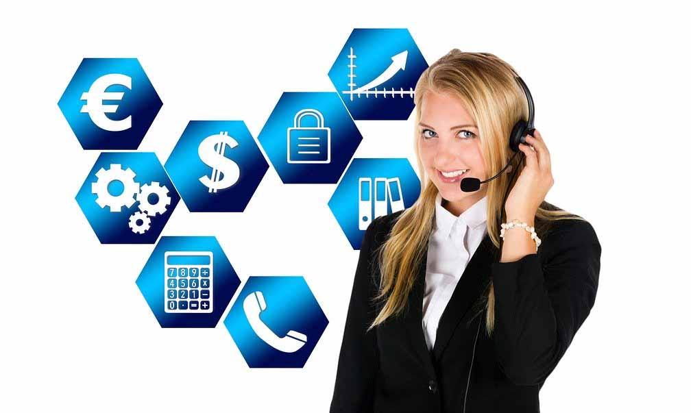 Ein Virtual Assistant übernimmt aus der Ferne vor allem organisatorische Dinge. Verfügt der Virtual Assistant über Fachwissen, beispielsweise im Online-Marketing oder zum Thema Buchhaltung, vergrößern sich die Einsatzmöglichkeiten. / Foto: pixabay / geralt