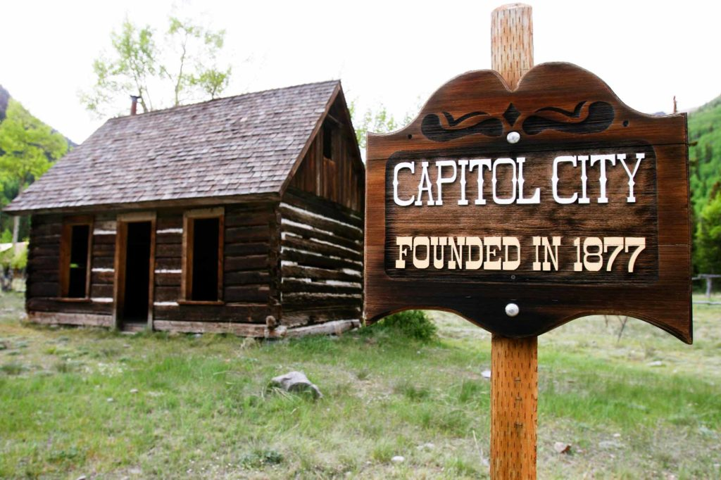 Capitol City in Colorado / Copyright Matt Inden / Weaver Multimedia Group / Colorado Tourism Office