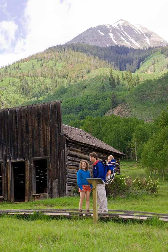Ashcroft nahe Aspen / ©Denise Chambers/Weaver Multimedia Group / Colorado Tourism Office