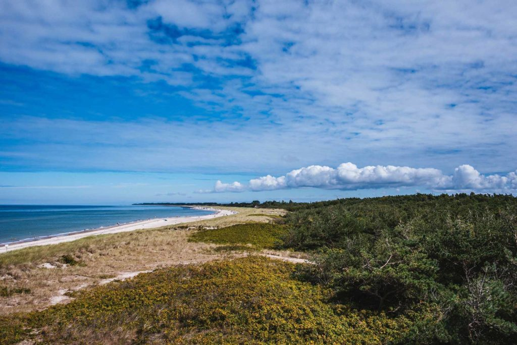 Der Strand von Dierhagen / Foto: Max Framke