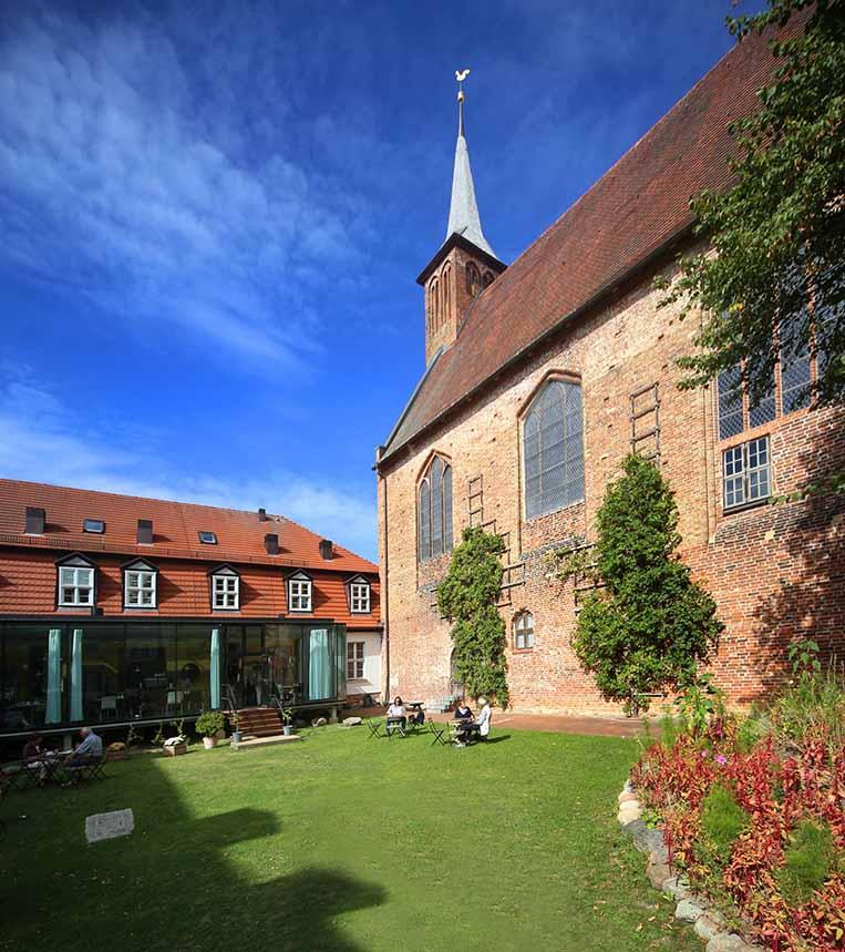 Das Kloster in Ribnitz-Damgarten / Foto: Stadt-Ribnitz-Damgarten