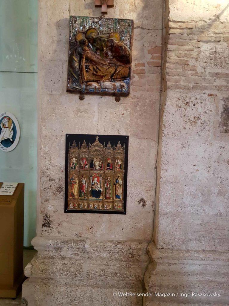 Die Cattedrale Sant'Emidio an der Piazza Arringo in Ascoli Piceno / Foto: Ingo Paszkowsky