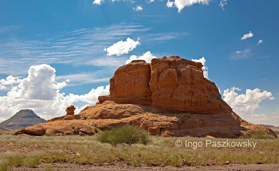 Namibia im Damaraland. Foto: Ingo Paszkowsky