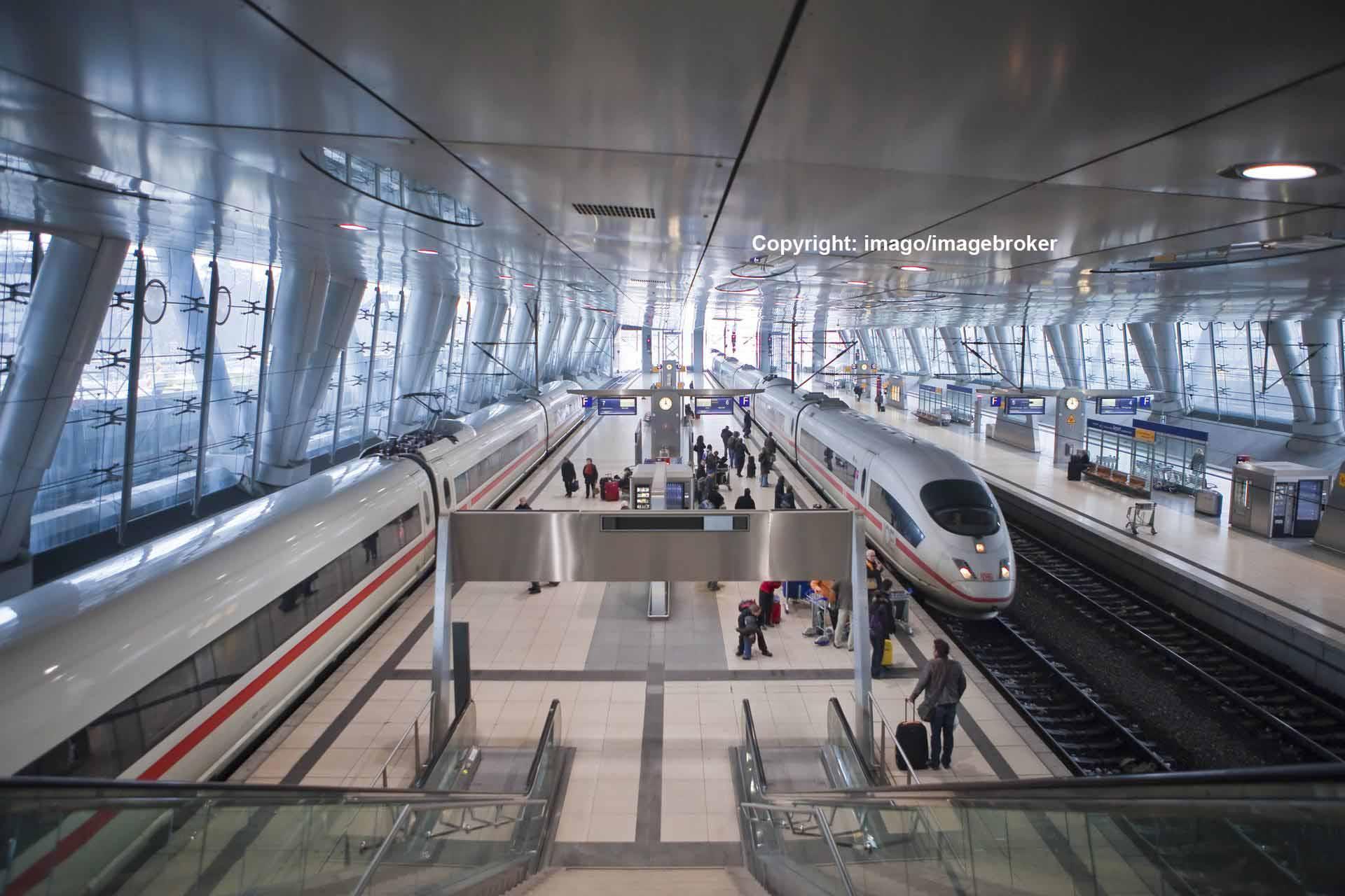 Frankfurt Stuttgart Train