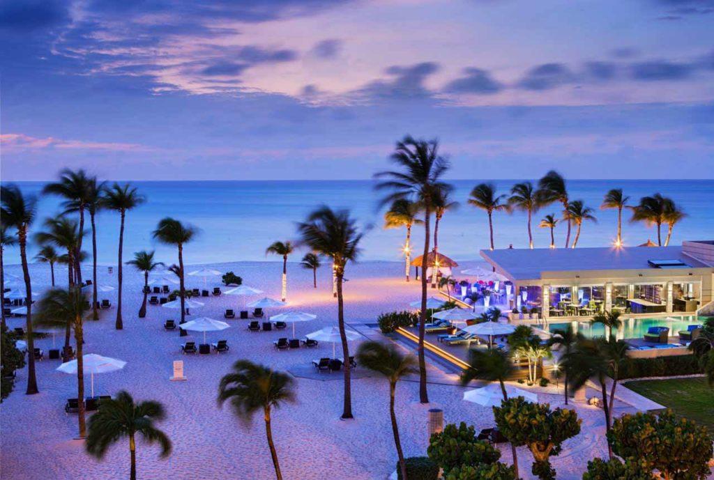 Den ersten Preis, einen einwöchigen Aufenthalt auf Aruba mit Übernachtung und Frühstück, stiftet das Bucuti & Tara Beach Resort / Foto: Aruba Tourism Authority