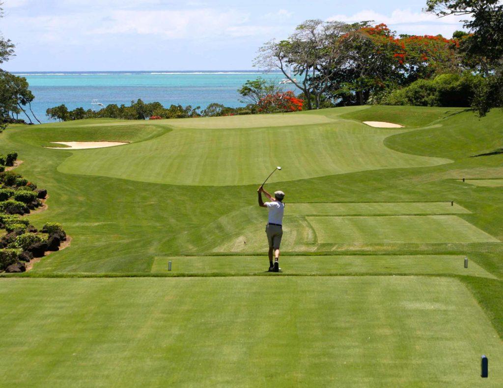 Golfen auf Mauritius / Foto: pixabay / ID 22563