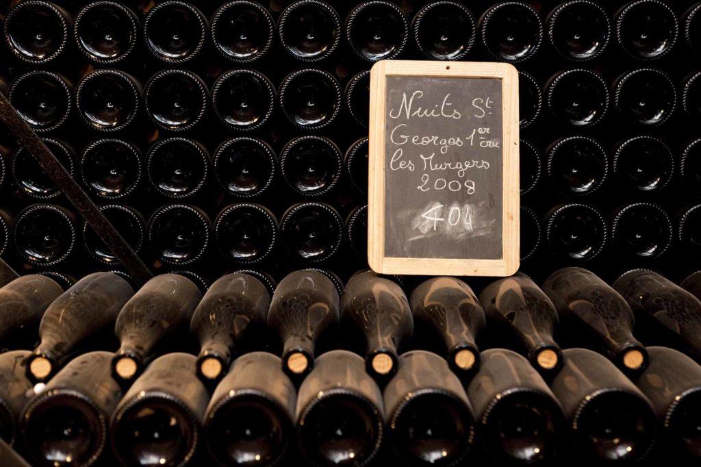 Der Weinkeller der Domaine de Rion in Vosne-Romanée / Foto: Alain DOIRE / Bourgogne-Franche-Comté Tourisme