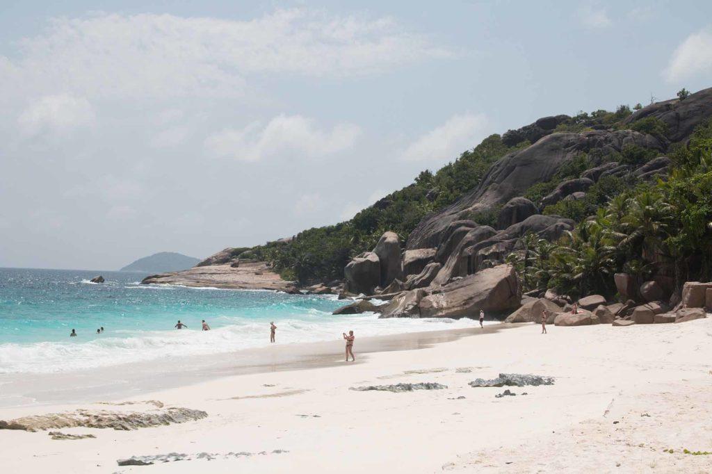 Die Seychellen gelten für viele als das Traumziel - die Insel Grande Soeur / Foto: Ingo Paszkowsky