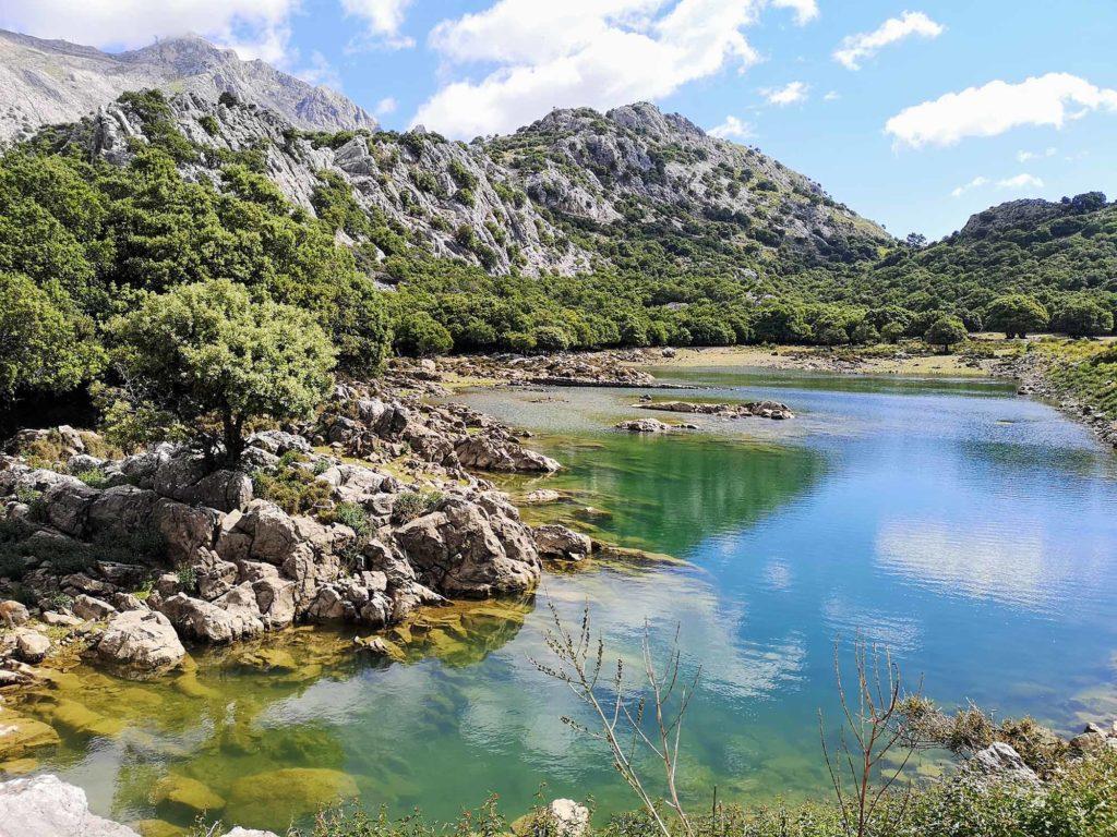 Mallorca: Cuber-Stausee und L'Ofre-Gipfel / Foto: WeltReisender.net / Christiane Jonas