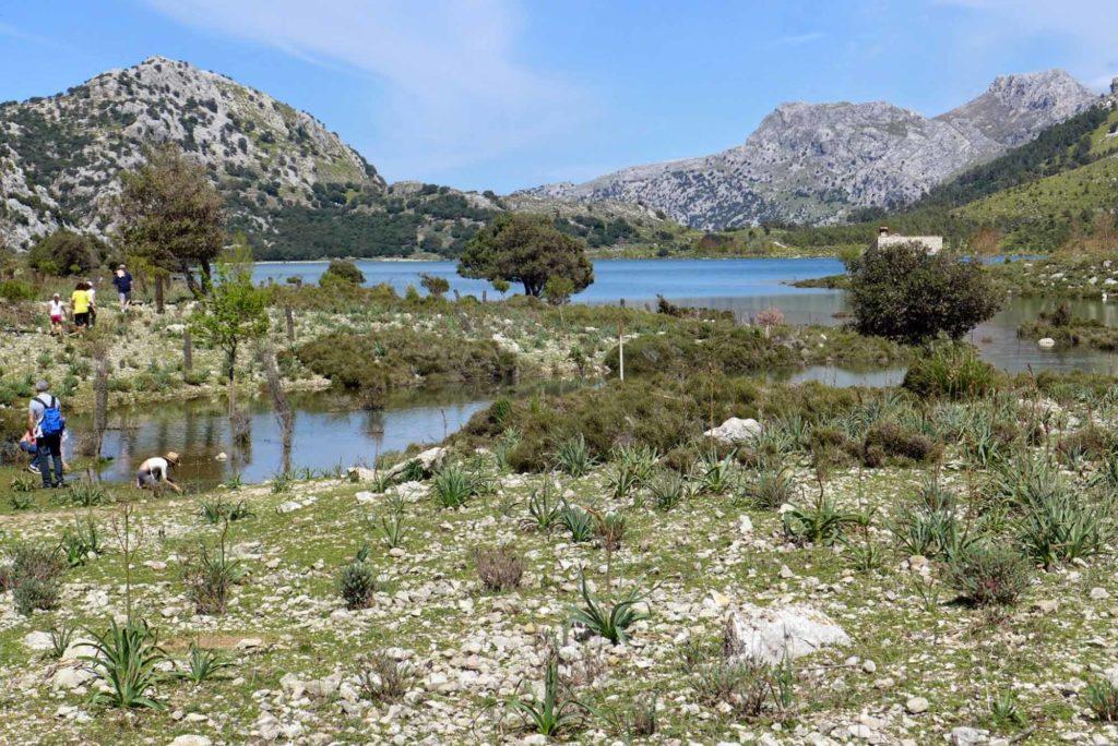 Sehr reizvoll ist eine anderthalbstündige Wanderung rund um den Cuber-See / Foto: WeltReisender.net / Christiane Jonas