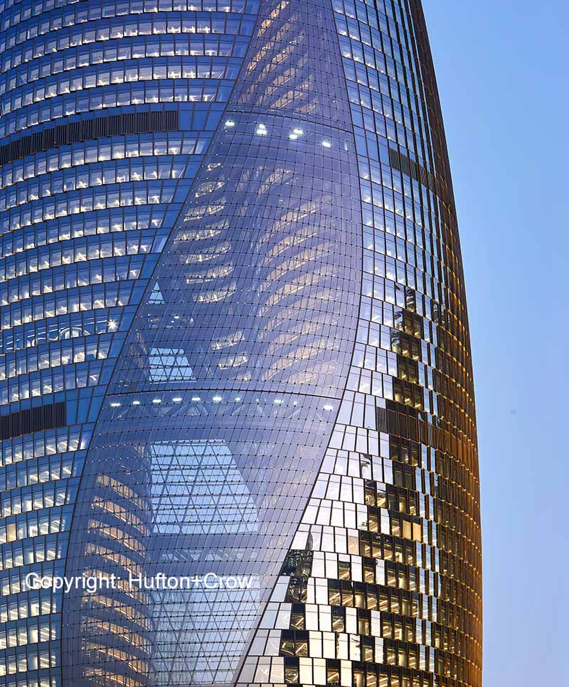 Leeza SOHO / Copyright: Hufton+Crow
