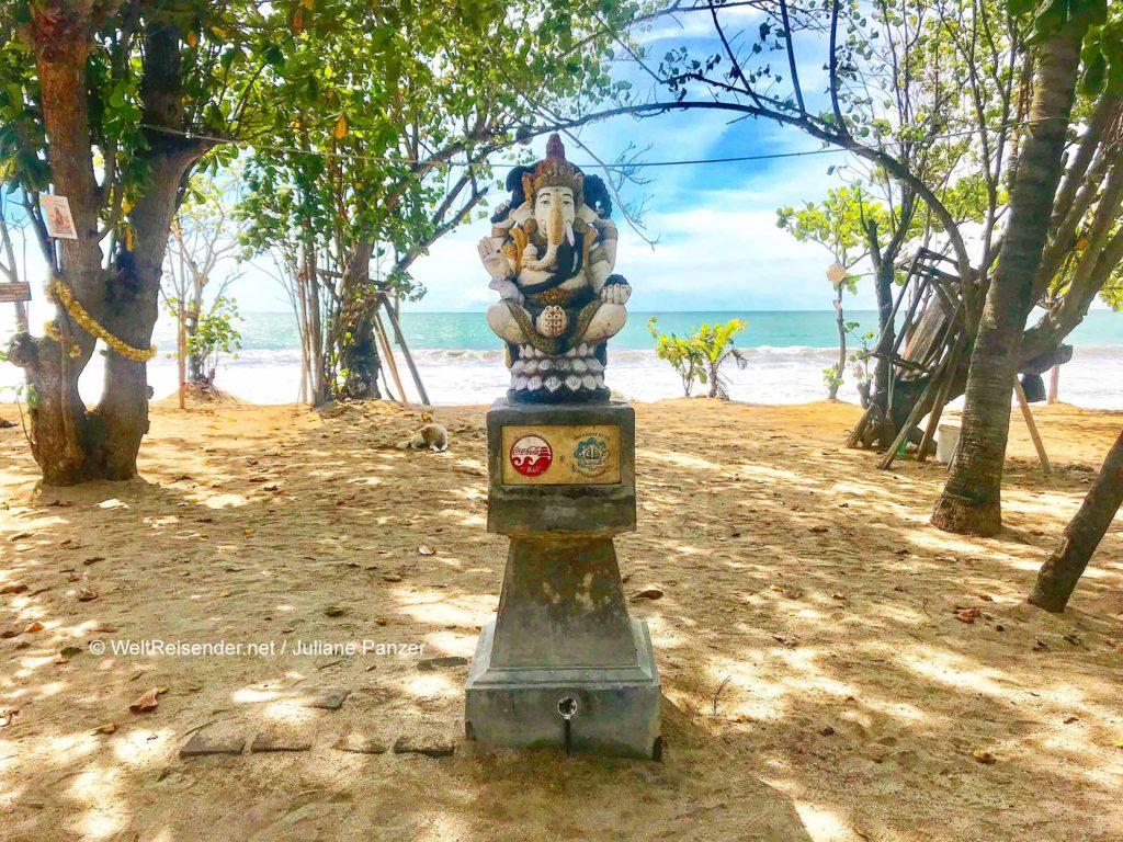 Sayan ist ein Dorf etwa fünf Kilometer entfernt westlich der Stadt Ubud in Bali, Indonesien, im Regierungsbezirk Gianyar. / © WeltReisender.net / Juliane Panzer