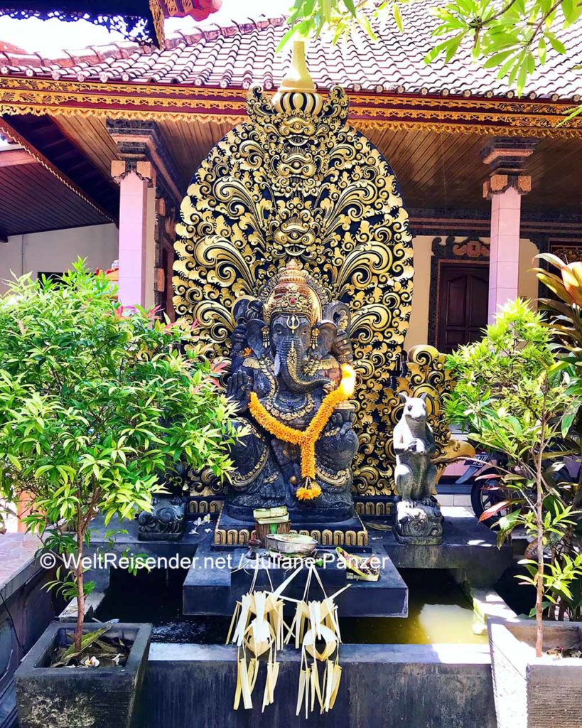 In Kuta, Provinz Badung, auf Bali. / © WeltReisender.net / Juliane Panzer