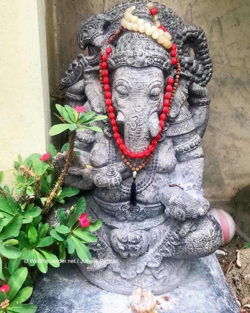 Ganesha-Statue in Sayan, Gianyar, auf Bali / © WeltReisender.net / Juliane Panzer