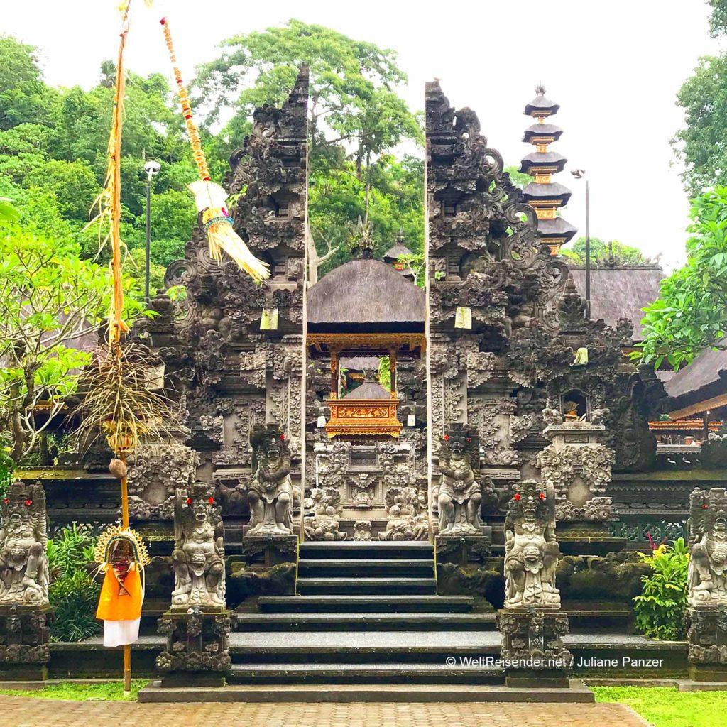 Sayan im Verwaltungsbezirk Gianyar auf Bali / © WeltReisender.net / Juliane Panzer