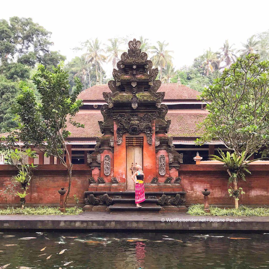 Manukaja auf Bali / © WeltReisender.net / Juliane Panzer