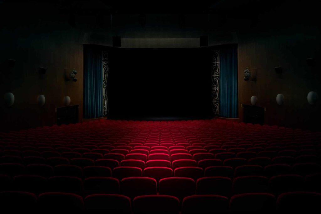 Draken-Kino im Folketshus / Foto: www.visitsweden.com / Draken / Jussi Ohrvall