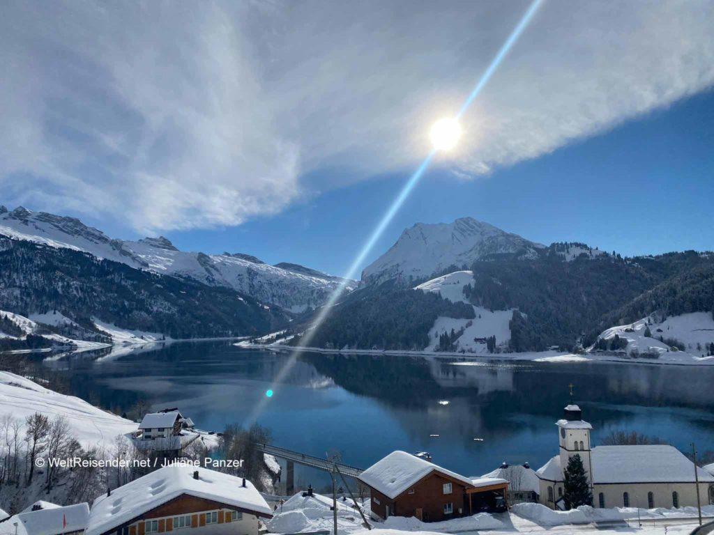 Impressionen rund um den Zürichsee / © WeltReisender.net / Juliane Panzer